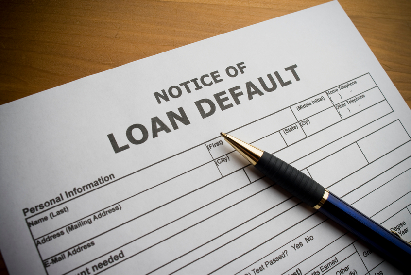 Low interest rates fail to curb mortgage defaults
