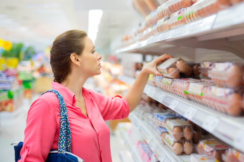 Ten ways to save on grocery shopping