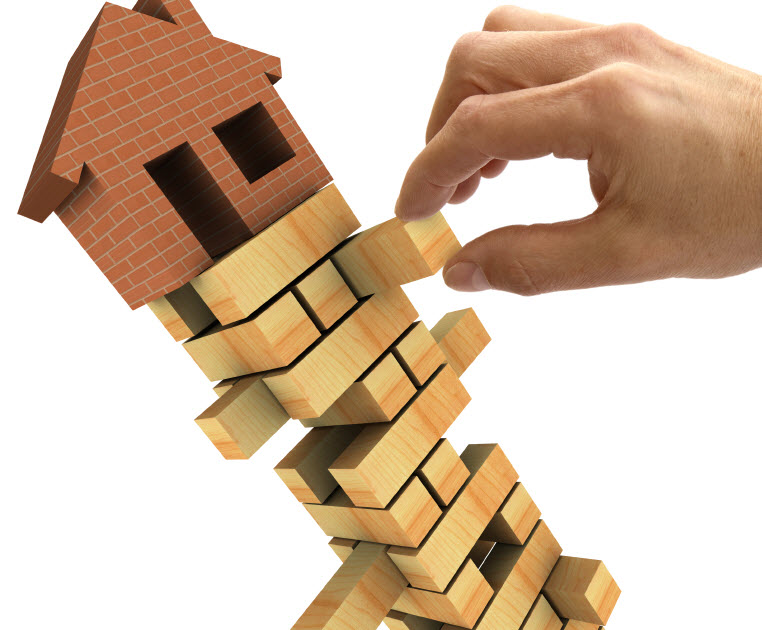 Investors beware: house prices don't always rise