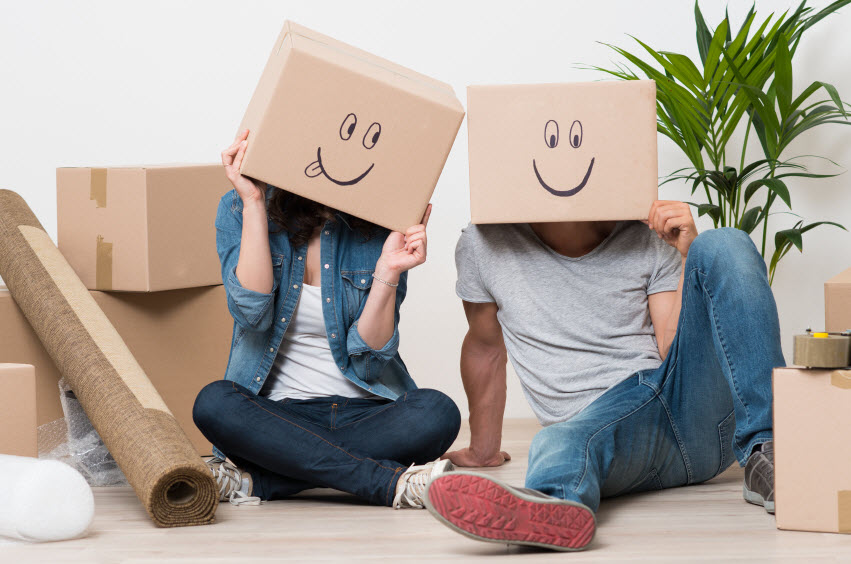 Five top tips when you're moving house