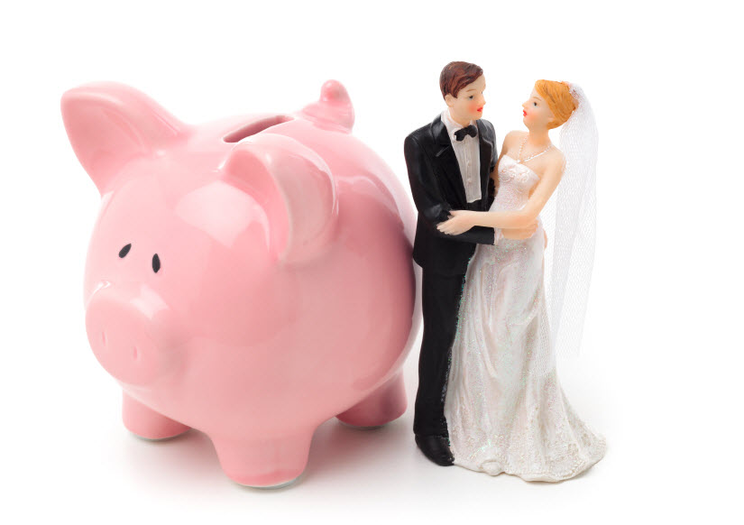 Don't get engaged to debt: How to save for your wedding