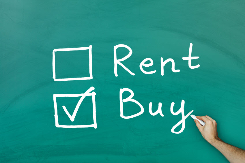 Renting vs. buying: the costs and fees