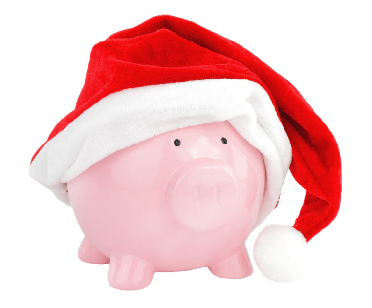 16 Fridays until Christmas: Get saving!