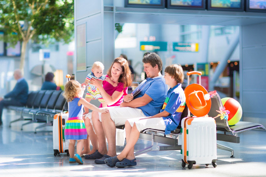Travelling with kids: budget tips