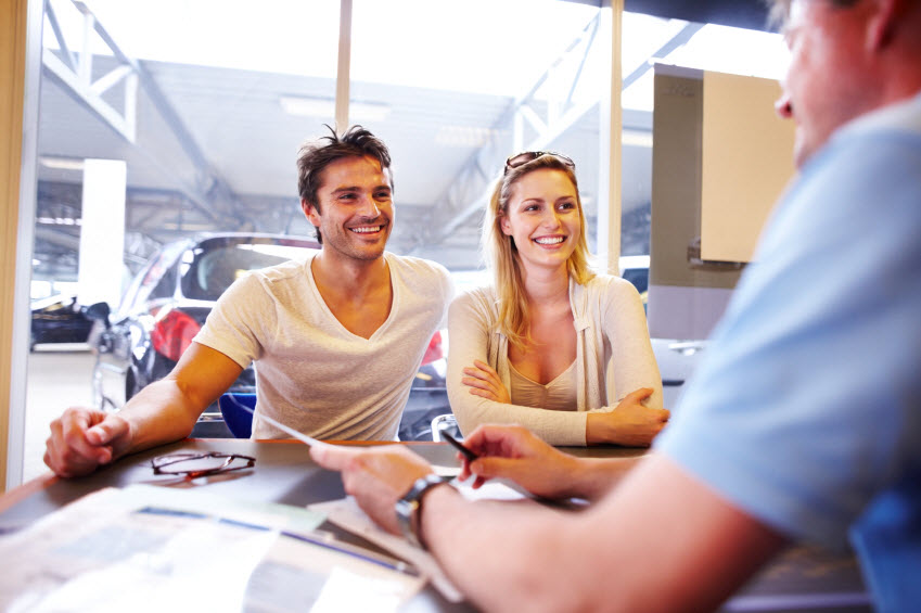 Selling your car: dealership versus privately