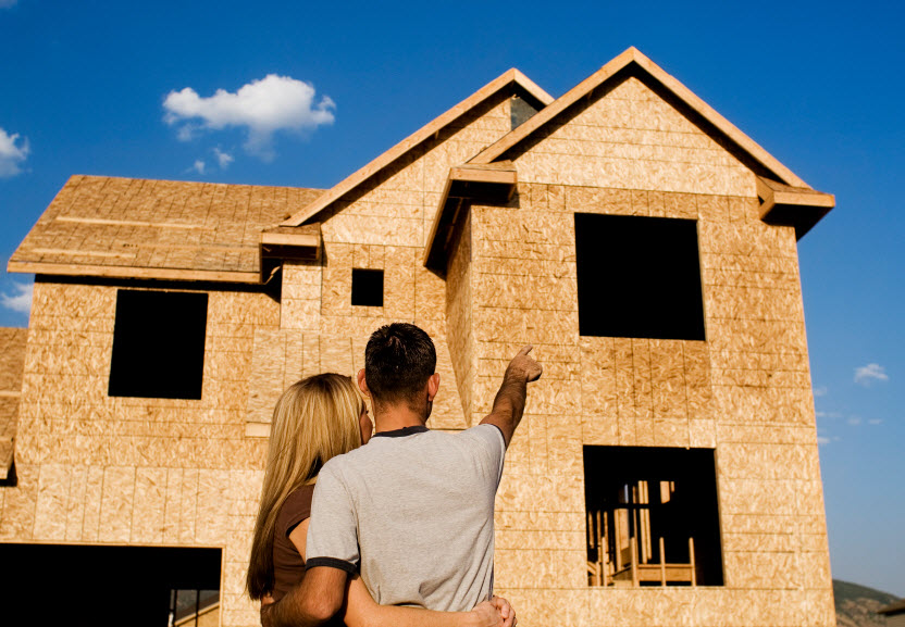 Home loans for new homes increase in popularity