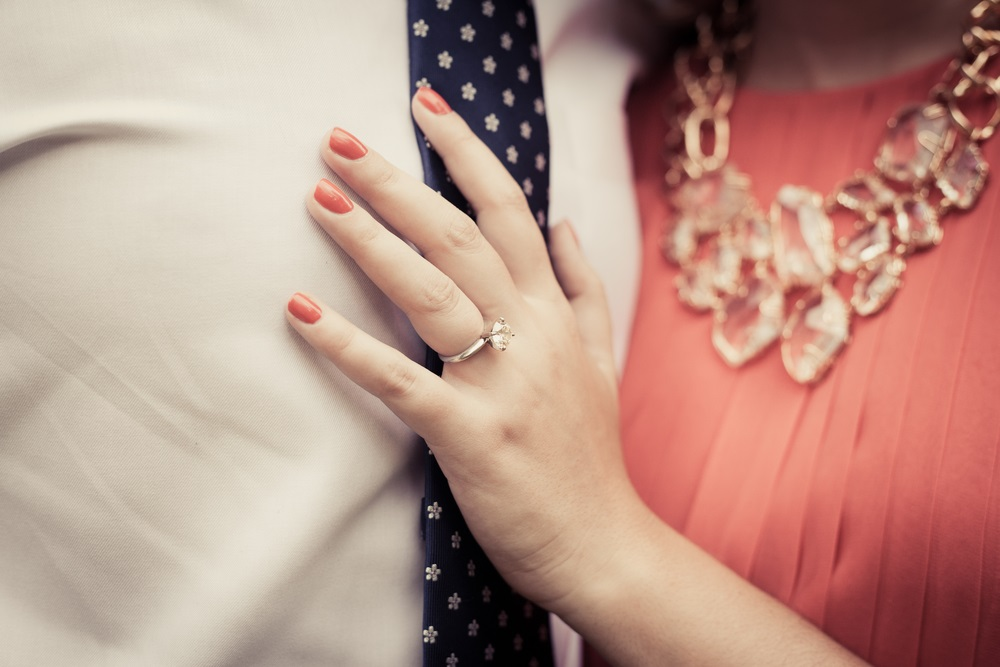 Five financial tips for newlyweds