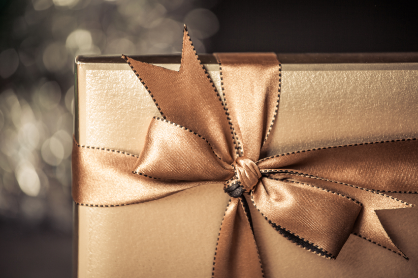 10 celebrity gifts you won't be getting this Christmas