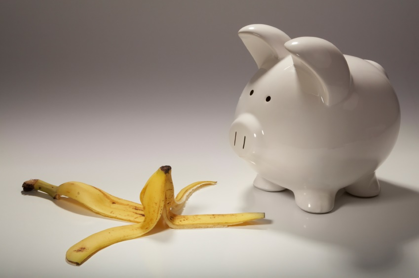 5 things most likely to trip up your savings plans