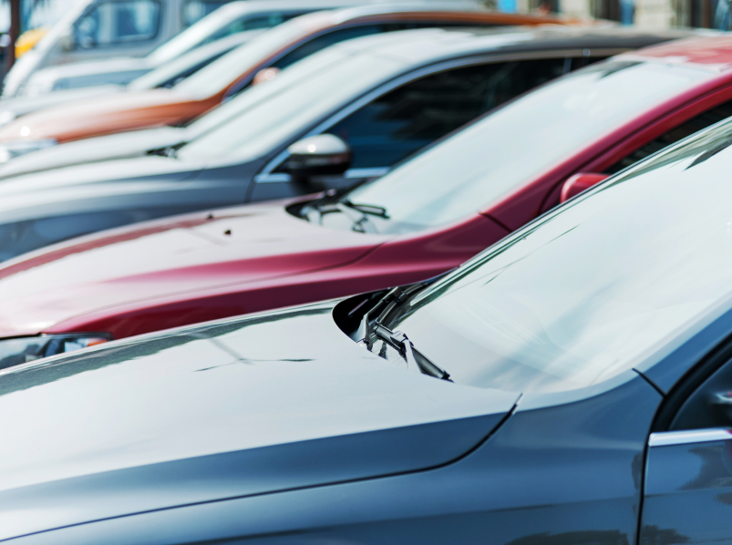 Strong New Car Sales in February