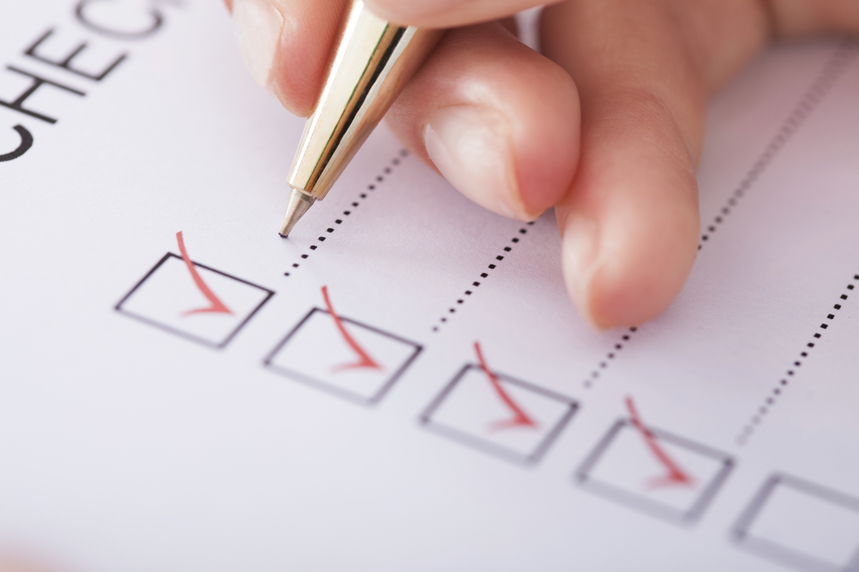 Your first home buyer checklist
