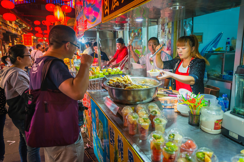 Best cheap eats: street food around the globe
